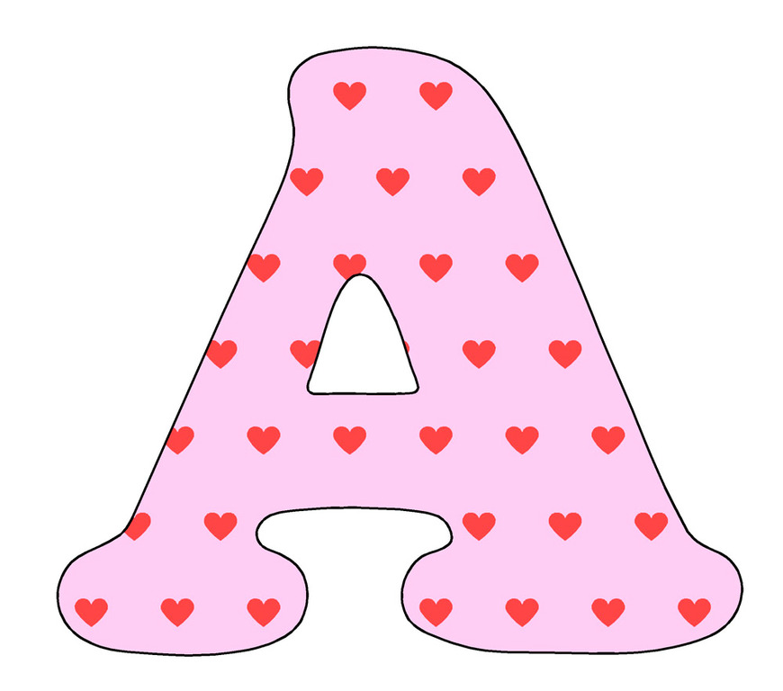 Мягкие буквы своими руками схемы шаблоны 47